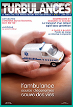 Le magazine des ambulanciers