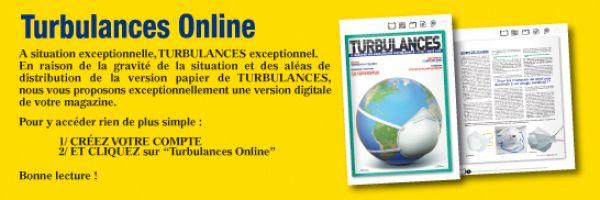 Turbulances Online