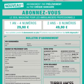 50 abonnements 1 an
